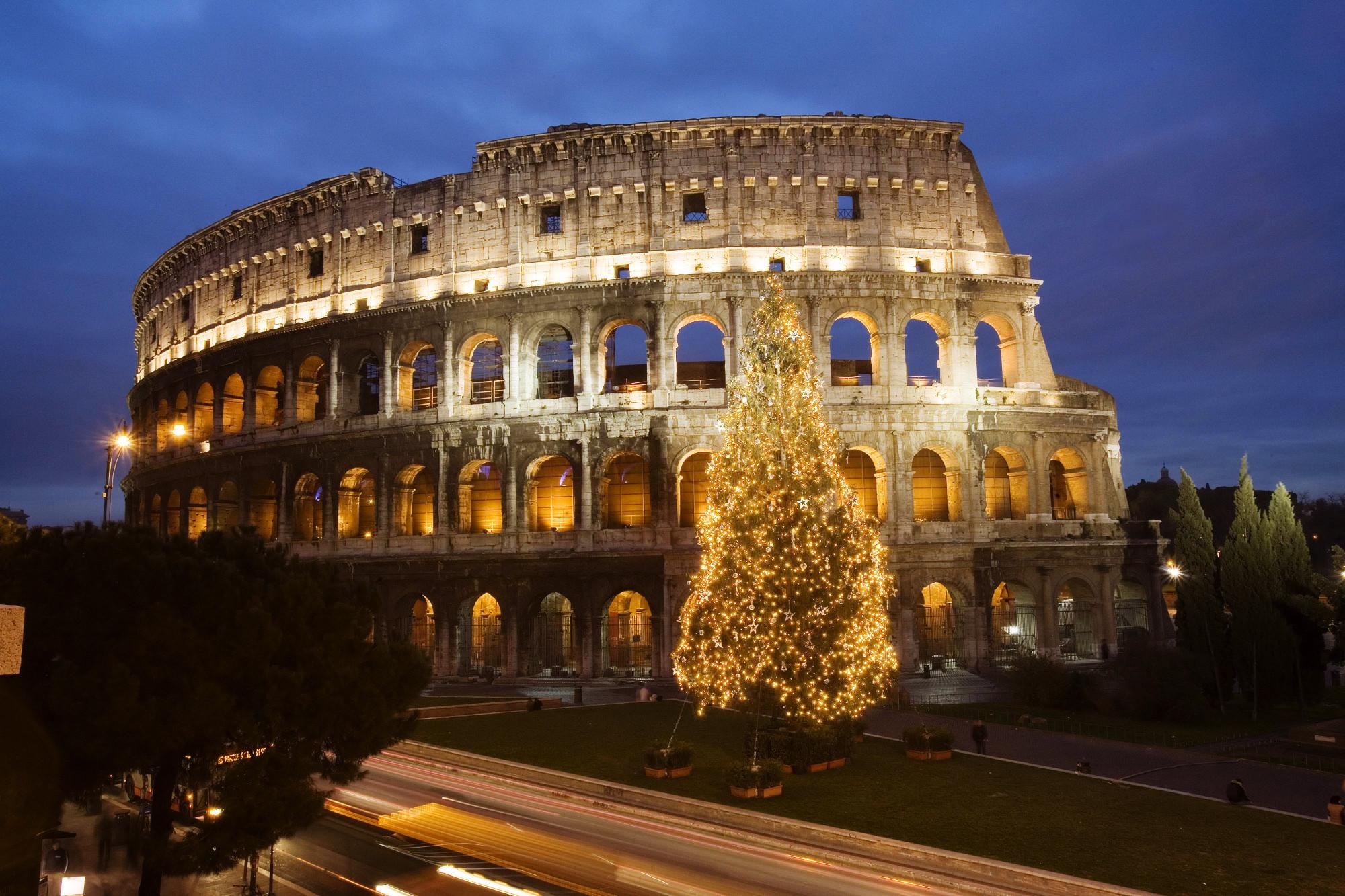 Capodanno Roma 2015 - Colosseo