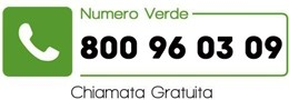 contatta il numero verde
