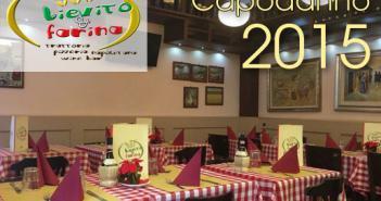 Capodanno Roma 2015 - Ristorante Lievito e Farina