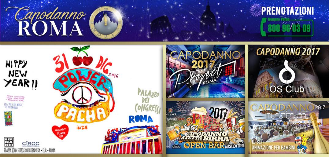 Capodanno Roma 2015