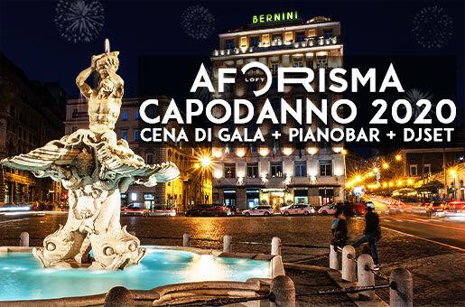 Capodanno Aforisma Roma: After Dinner & DjSet