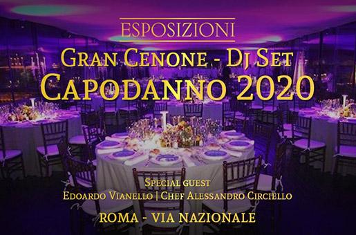 capodanno 2020 esposizioni roma