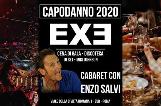 Capodanno Exe: NYE Extraordinary 2020