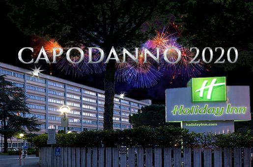 capodanno 2020 holiday inn eur
