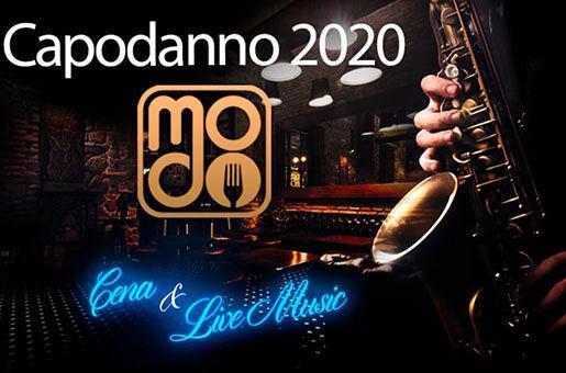 Capodanno Modo: cena jazz sull'Ostiense