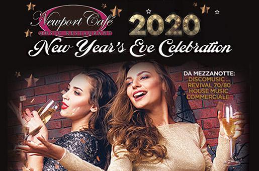 capodanno 2020 newport cafe roma