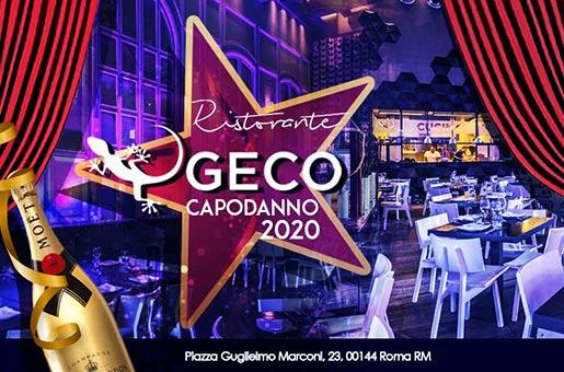 capodanno 2020 ristorante geco
