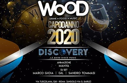 capodanno 2020 wood
