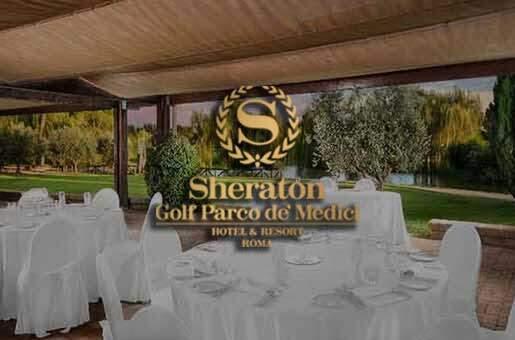Capodanno Sheraton Golf Parco de Medici 2022