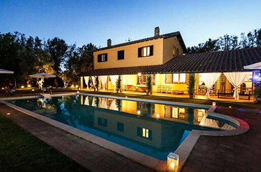 capodanno villa cicognani roma