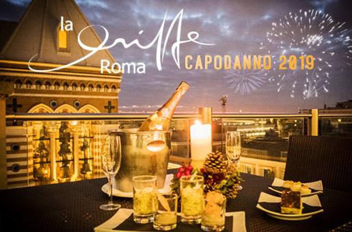 Capodanno Hotel La Griffe Veglione Con Vista Panoramica Su Roma