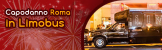 Noleggio Limobus capodanno Roma