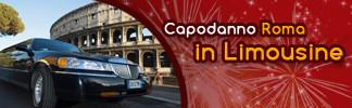 Noleggio Limousine capodanno Roma
